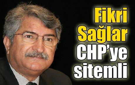 Fikri Sağlar CHP'ye sitemli