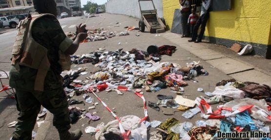 Fildişi Sahili'nde yılbaşı izdihamı: 60 ölü