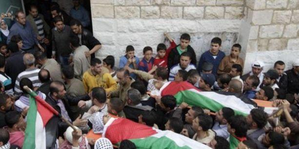 Filistin'de 3 günlük yas ilan edildi