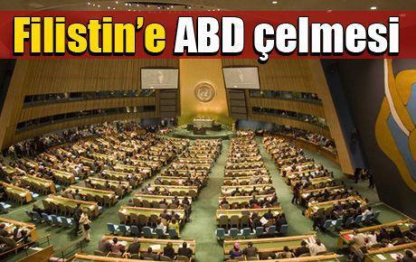 Filistin'e ABD çelmesi