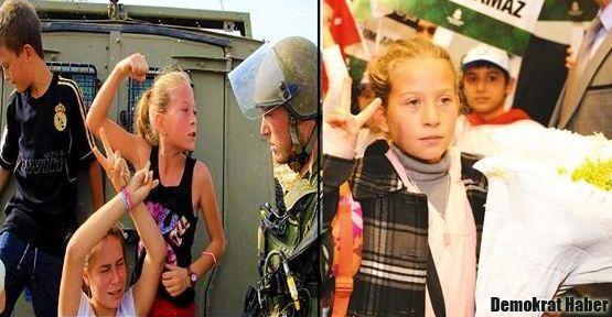 'Filistinli cesur kız' ya Kürt olsaydı?