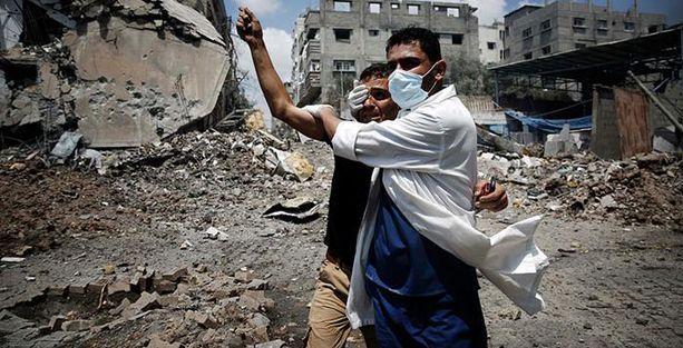 Filistinliler Lahey'e başvurdu