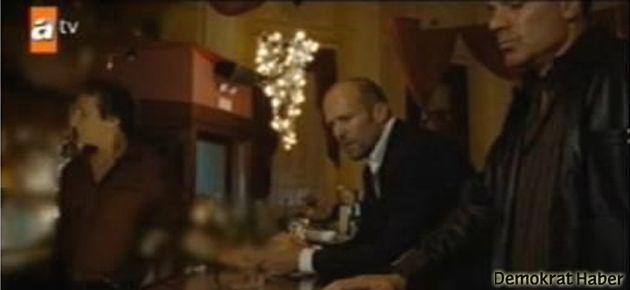 Filmdeki içki sansürü sosyal medyayı çalkaladı