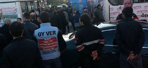 Financial Times: Ankara'yı şiddet korkusu sardı