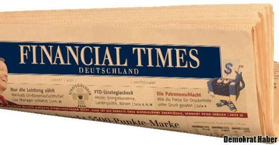 Financial Times: Erdoğan eleştirilere tahammülsüz
