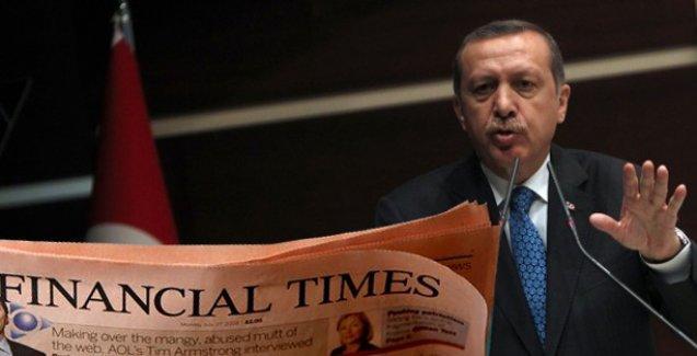 FT: Hayalleri buharlaşıp uçan Türkiye'nin büyük güç olma hayali buraya kadarmış