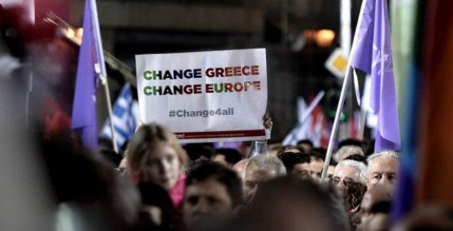 Financial Times: Syriza, Avrupa'daki benzerlerine ilham olabilir