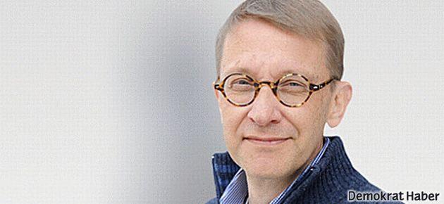 Finlandiyalı o gazeteci: Erdoğan'ın tepkisi komik