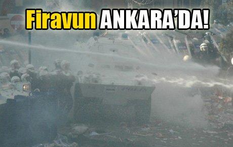 Firavun Ankara'da!