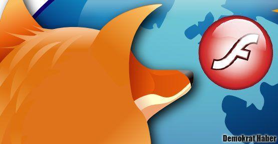 Firefox'ta Flash problemi mi yaşıyorsunuz?