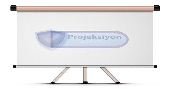Fixed Frame Projeksiyon Perdesi