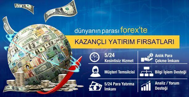Forex ile para kazanmak mümkün mü?