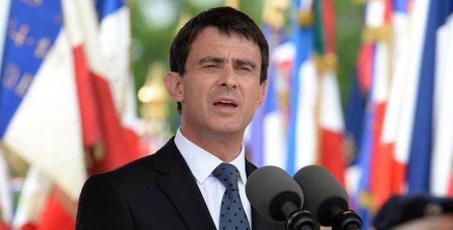 Fransa Başbakanı Valls: 3 gün yas ilan edildi