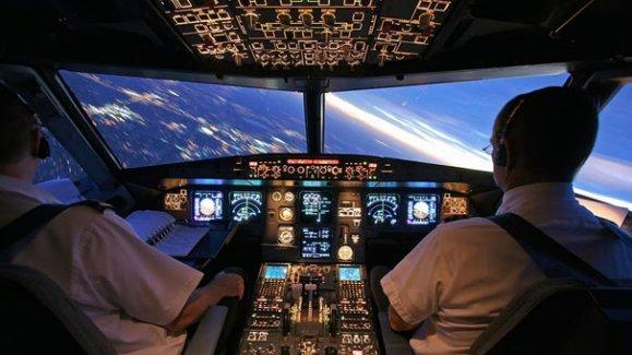 Fransa'da düşen uçağın ardından kokpit kuralları değişiyor