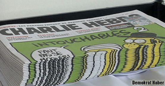 Fransa'da karikatür krizi kapıda