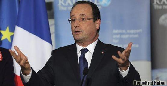 Fransa'dan Cezayir kabulü; ama özür yok
