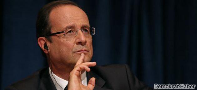 Fransızların 'Hollande aşkı' azalıyor