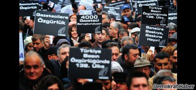 Freedom House: Türkiye otoriteryen bir ülke