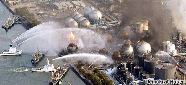 Fukuşima nükleer kazasının 3. yıl dönümü