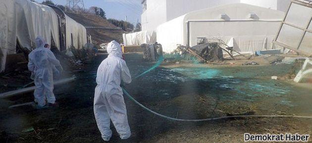 Fukuşima'da nükleer sızıntı devam ediyor