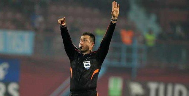 Galatasaray-Beşiktaş maçının hakemi belli oldu