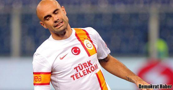 Galatasaray Cris'le yolları ayırdı