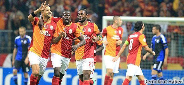 Galatasaray'ın rakibi belli oldu