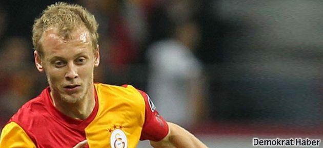 Galatasaraylı Semih Kaya'nın sakatlığı ciddi