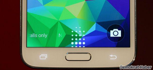 Galaxy S5'te Büyük Hata