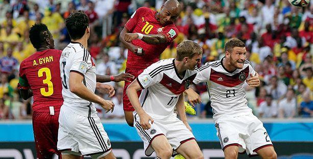Gana turnuvadaki ilk puanını aldı
