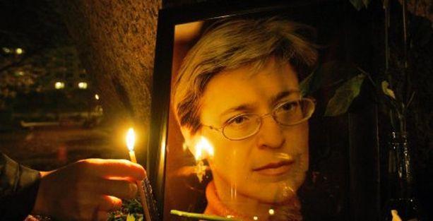 Rus gazeteci cinayetinde iki müebbet