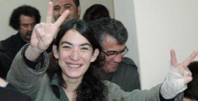 Gazeteci Zeynep Kuray, serbest bırakıldı