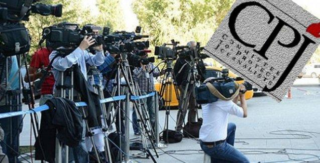 Gazetecileri Koruma Komitesi'nden Davutoğlu'na açık mektup