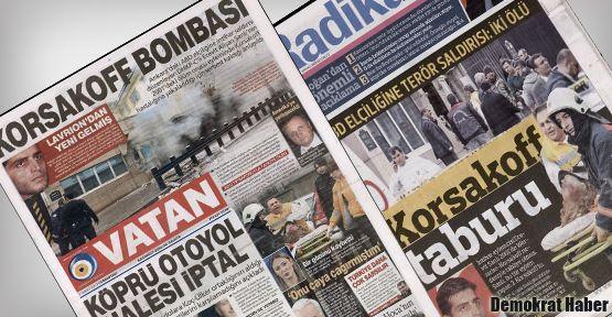 Gazeteler korsakoff hastalarını 'potansiyel tehlike' yaptı
