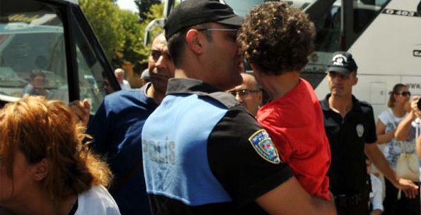 Gaziantep'te 400 Suriyeli aile tahliye edildi