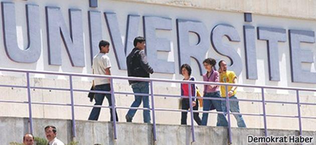 Gaziantep'te de fişlemede skandalı