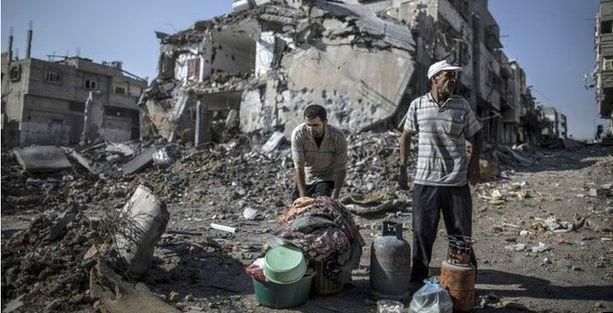 Gazze Şeridi'nde acil ateşkes çağrısı