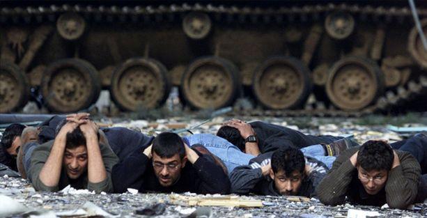Gazze'de kanlı gün: 50 sivil öldü