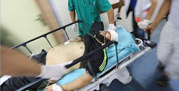 Gazze'de tıbbi malzemeler tamamen tükendi