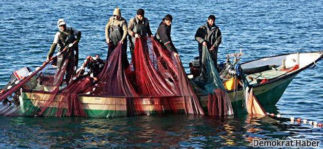 Gazzeli balıkçılara roket saldırısı