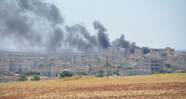 'Dün gece IŞİD militanları 7 araçla Türkiye'den Kobani'ye girdi'