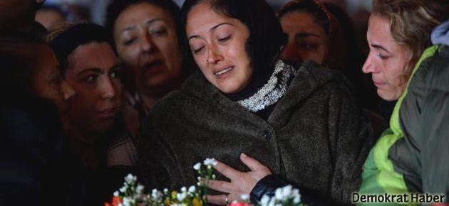Gedik'in cenazesi sloganlarla karşılandı