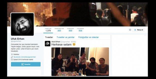 Gelecek Gazetesi çalışanı Ufuk Erhan tutuklandı!