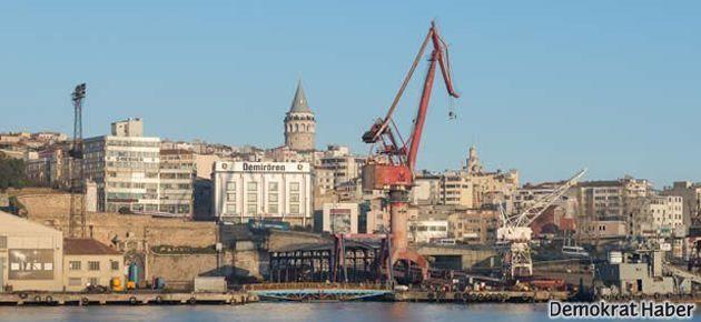 Gemi Mühendisleri Haliç Projesi'ne karşı
