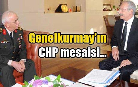Genelkurmay'ın CHP mesaisi…