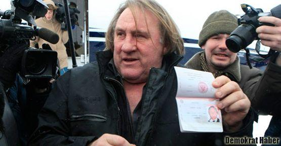 Gerard Depardieu'ye iki iş teklifi geldi