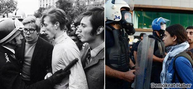 Gezi '13 ve Paris '68 arasındaki 20 benzerlik