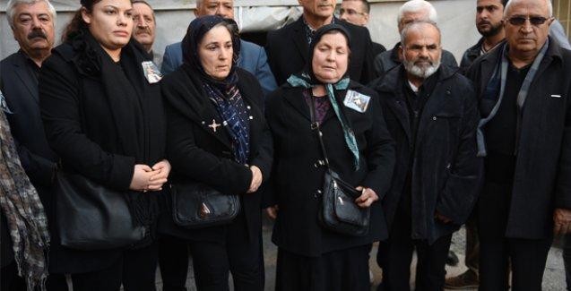 Gezi ailelerinden Özgecan'ın ailesine ziyaret