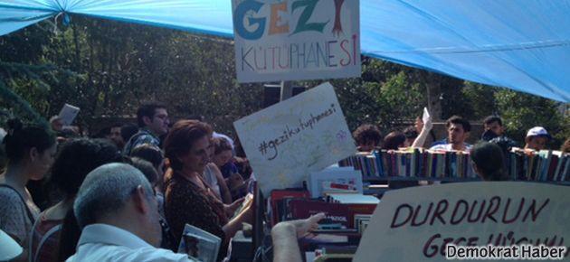 'Gezi' anketi: Direnişçilerin yüzde 50.9'u kadın
