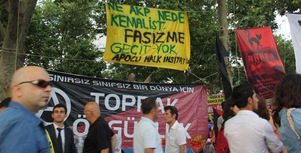 Gezi: Çapulcunun teröristle imtihanı